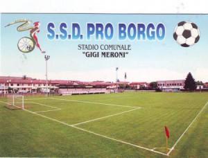 Stadio Pro Borgo - Gigi Meroni