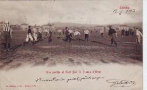 1 - Piazza d'Armi a Torino nel 1903